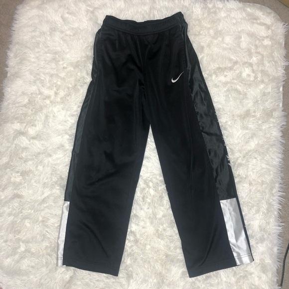 Nike Other - Nike Boys Black Athletic Pant Medium